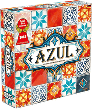 Die besten Brettspiele für Kinder ab 8 Jahren - Azul