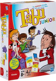Die besten Brettspiele für Kinder ab 8 Jahren - Tabu Junior
