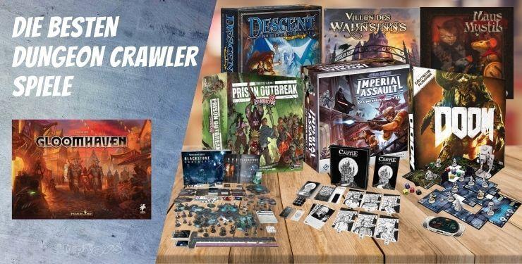 Die besten Dungeon Crawler Spiele [2021 Ratgeber]