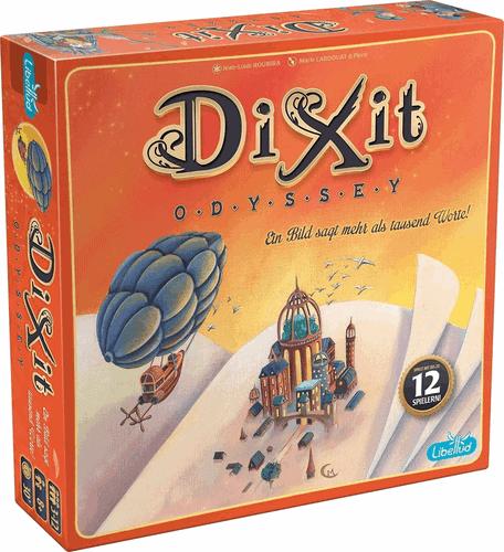Dixit Odyssey Gesellschaftsspiel