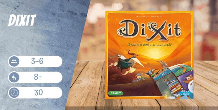 Dixit - Spiel des Jahres 2010