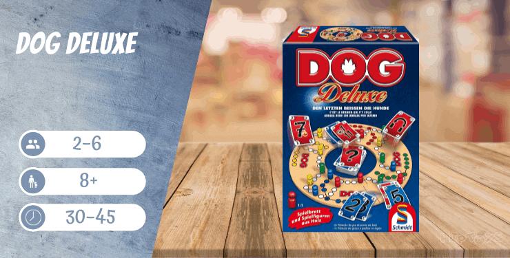 Dog Deluxe Brettspiel