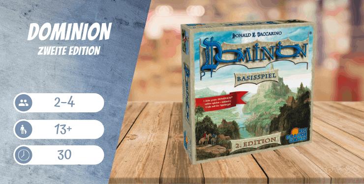 Dominion Basisspiel - zweite Edition