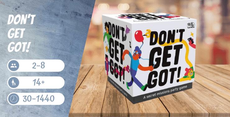 Don't Get Got Spiel