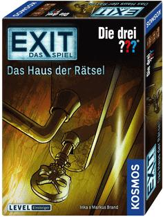 EXIT - Das Spiel - Das Haus der Rätsel - Die Drei