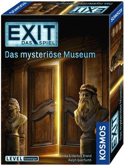 EXIT Das Spiel - Das mysteriöse Museum