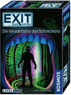 EXIT Das Spiel - Die Geisterbahn des Schreckens
