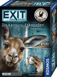 EXIT Das Spiel - Die Känguru-Eskapaden