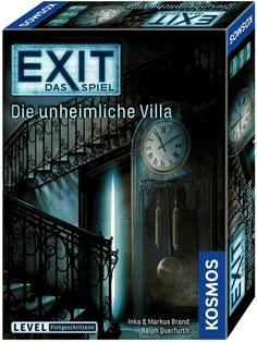 EXIT - Das Spiel, Die unheimliche Villa