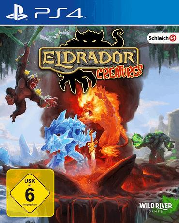 Eldrador Creatures - PS4 Spiele für Kinder ab 6