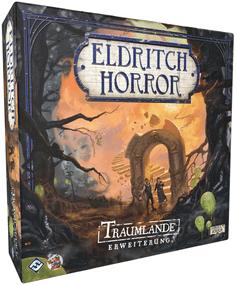 Eldritch Horror Traumlande Erweiterung