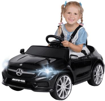Elektroauto für Kinder - Mercedes AMG GLA45 Lizenziert