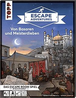 Escape Adventures Von Basaren und Meisterdieben