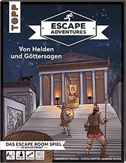 Escape Adventures Von Helden und Göttersagen