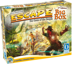 Escape Der Fluch des Tempels - Big Box 2nd Edition