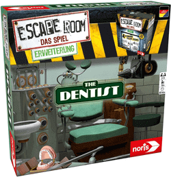 Escape Room Das Spiel - The Dentist