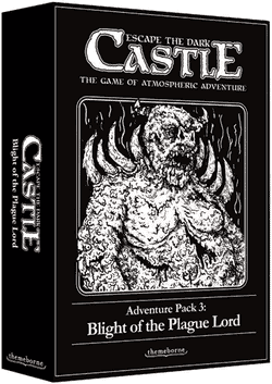 Escape the Dark Castle Blight of the Plague Lord