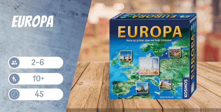 Europa Paris ist ja klar, aber wo liegt Córdoba Spiel