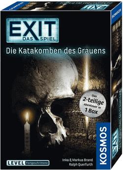 Exit Das Spiel - Die Katakomben des Grauens