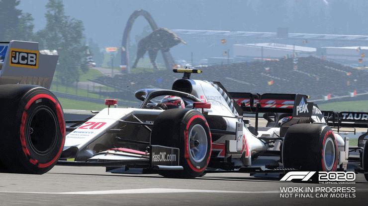 F1 2020 70 Jahre F1 Edition - PS4 Spiel