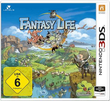 Fantasy Life Spiel