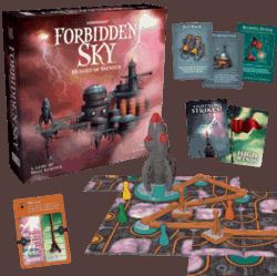 Kooperative Brettspiele für Erwachsene - Forbidden-Sky - Hiptoys
