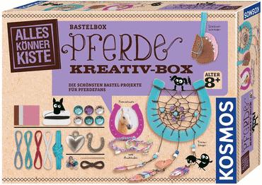 Geschenke für 7/8-jährige Mädchen - Pferde Kreativ-Box