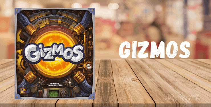 Gizmos - Spiel-Empfehlung