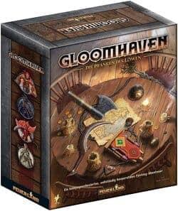 Gloomhaven - Die Pranken des Löwen Spiel