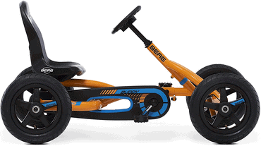 Go Kart zum Treten - Berg Pedal Gokart Buddy B-Orange