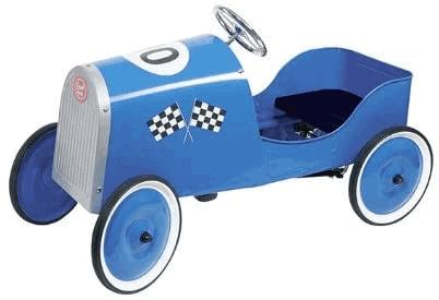 Goki - Tretauto Rennwagen Grand Racer