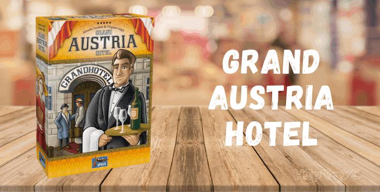 Grand Austria Hotel - Spiel-Empfehlung