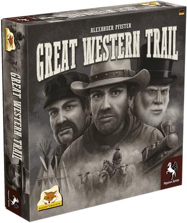 Great Western Trail - Brettspiel wie Flügelschlag
