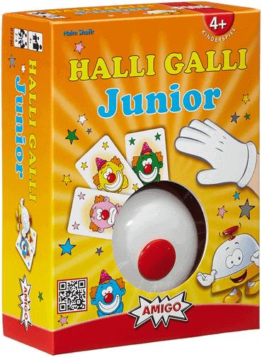 Halli Galli Junior Spiell