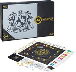 Monopoly 64-Token Pack - Strategie Brettspiel Klassiker