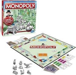 Brettspiel Klassiker - Monopoly Classic - Hiptoys