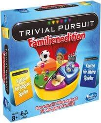 Hasbro Spiele - Trivial Pursuit Familien Edition
