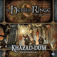 Herr der Ringe Kartenspiel Khazad-Dum - Erweiterung