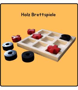 Holz Brettspiele