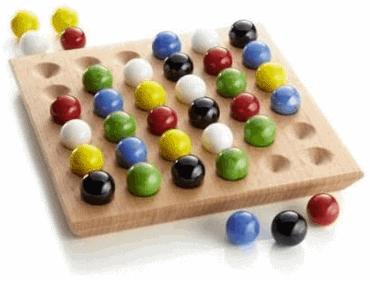 Holzspiele mit Kugeln - Brettspiele - Paletto
