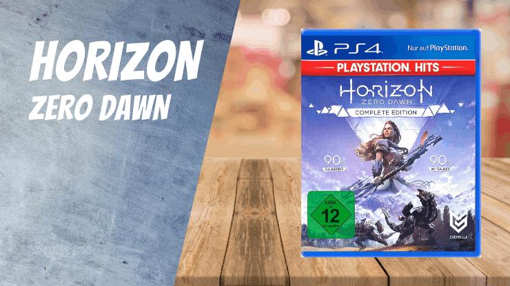 Horizon Zero Dawn - PS4 Spiele ähnlich wie Uncharted