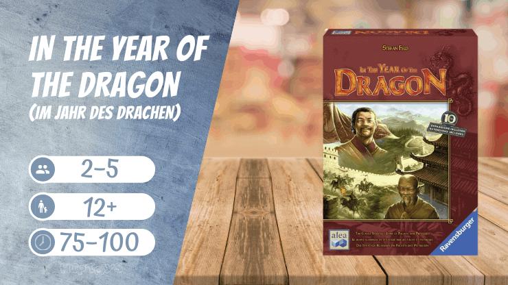 In the Year of the Dragon (Im Jahr des Drachen)