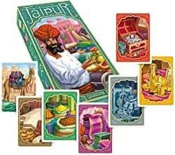 2 Personenspiele - Jaipur - Hiptoys