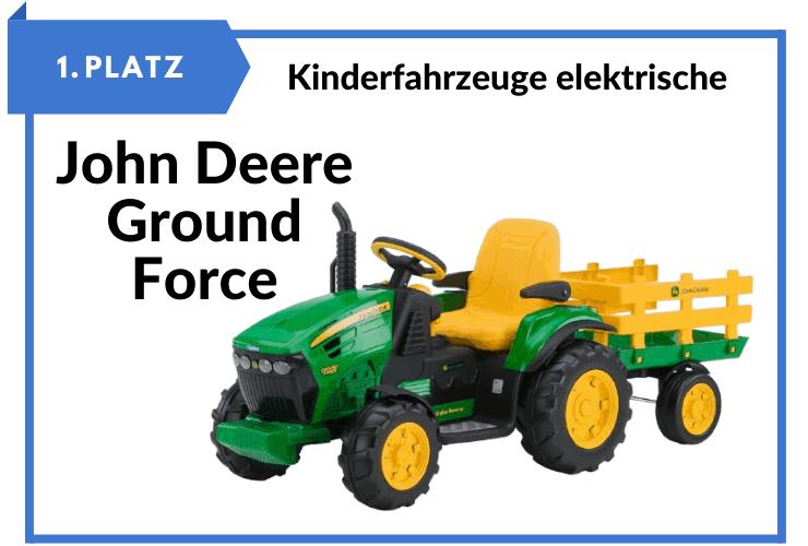 John Deere Ground Force