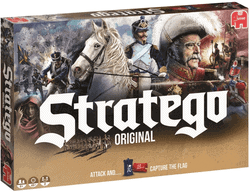 Stratego Original - Strategie Brettspiele Klassiker für Erwachsene