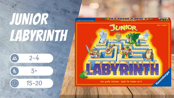 Junior Labyrinth Brettspiel