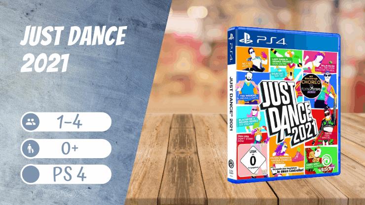 Just Dance 2021 - Playstation 4 Mädchen Spiele