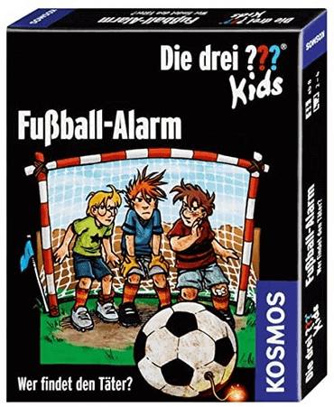Kartenspiel Die drei  Kids Fußball-Alarm