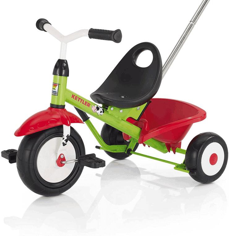 Kettler – Dreirad mit Stange