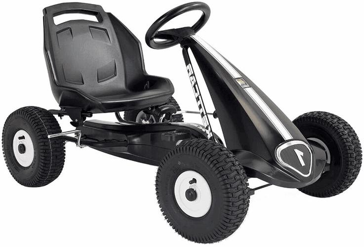 Kettler Kettcar Daytona Air - Kinder Go Kart - robustes Tretauto